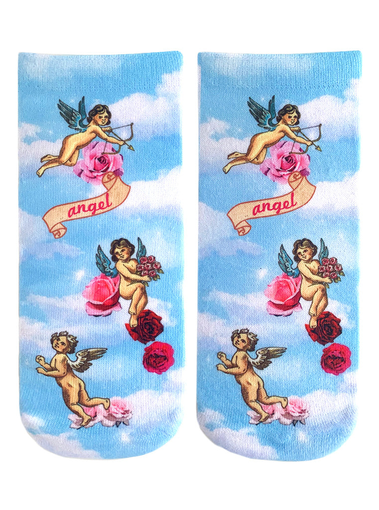 Cherub Ankle Socks