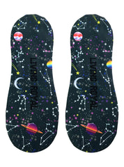 Constellations Liner Socks