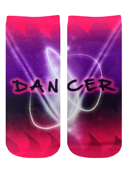 Dancer Ankle Socks