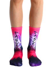 Dancer Crew Socks
