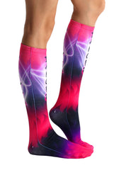 Dancer Knee High Socks