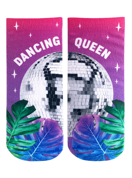 Dancing Queen Ankle Socks