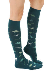 Dino Compression Socks