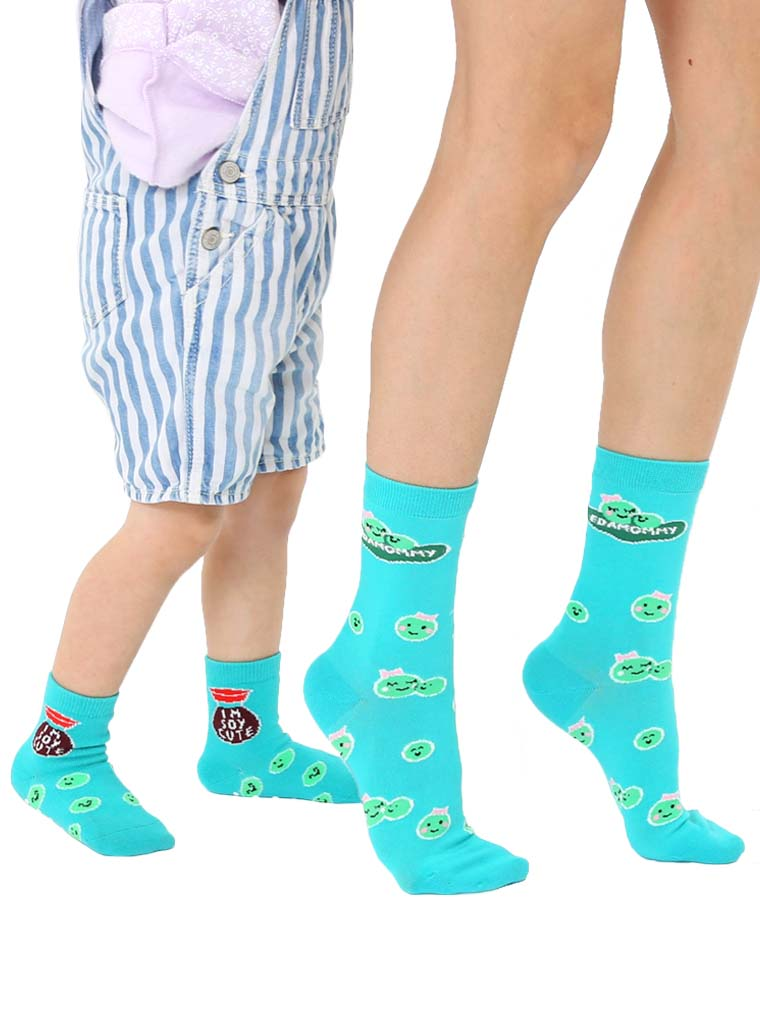 Edamommy Me And Mini Socks