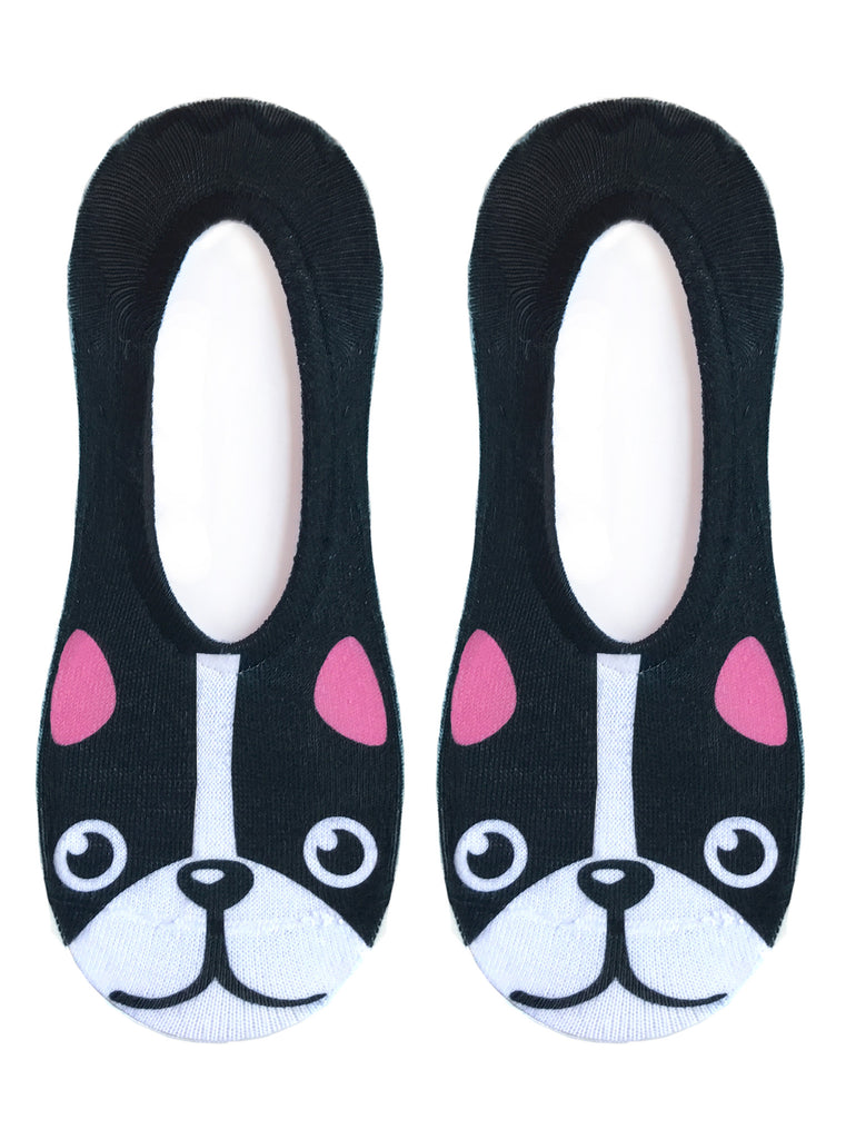 Frenchie Liner Socks