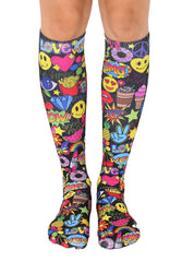 Girl Power Knee High Socks