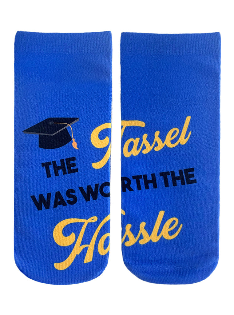 Graduation Ankle Socks