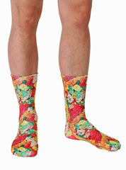 Gummy Bears Crew Socks