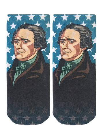 Hamilton Ankle Socks