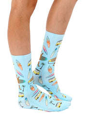 Hang Loose Crew Socks