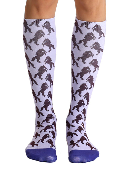 Horse Knee High Socks