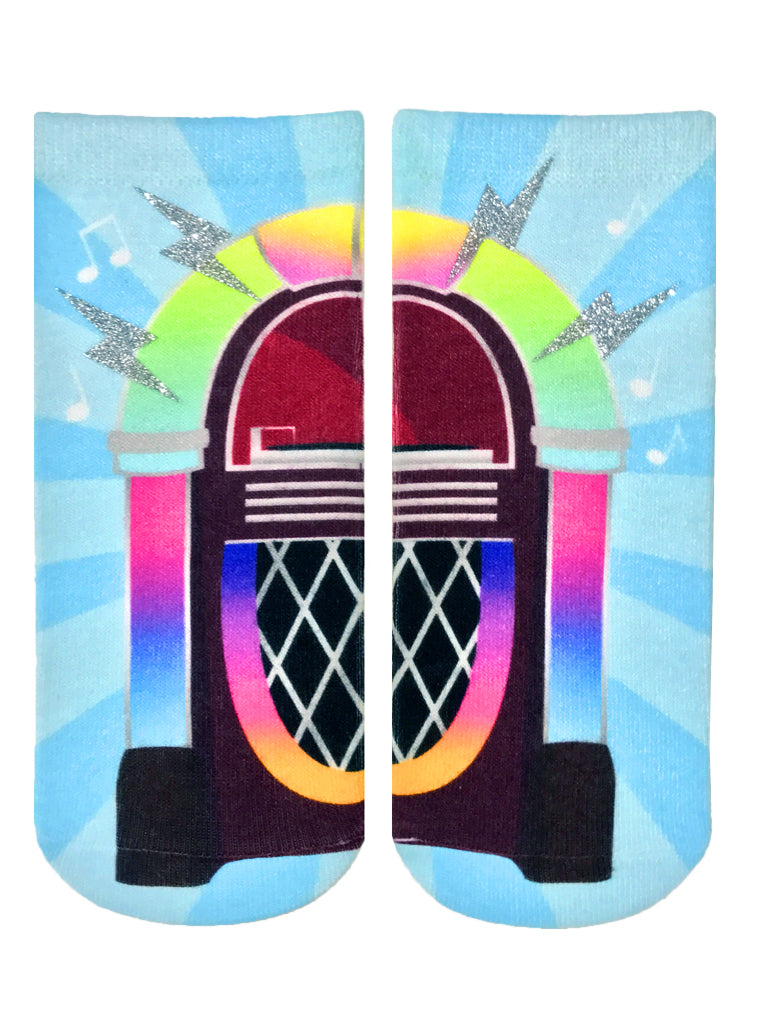 Jukebox Ankle Socks