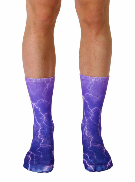 Lightning Crew Socks