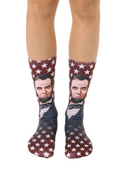 Lincoln Crew Socks