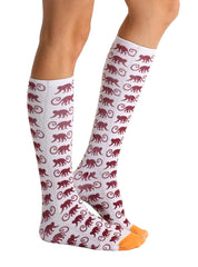 Monkey Knee High Socks