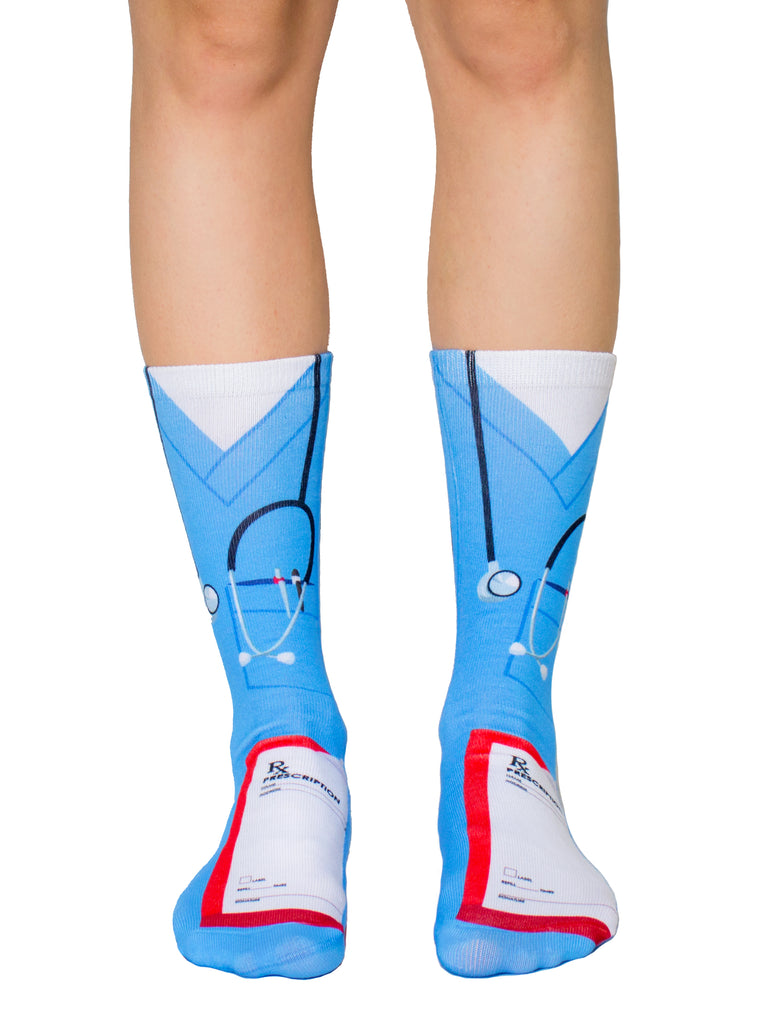 Nurse Crew Socks