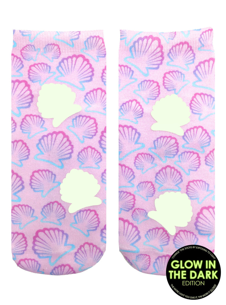 Ombre Shells Ankle Socks