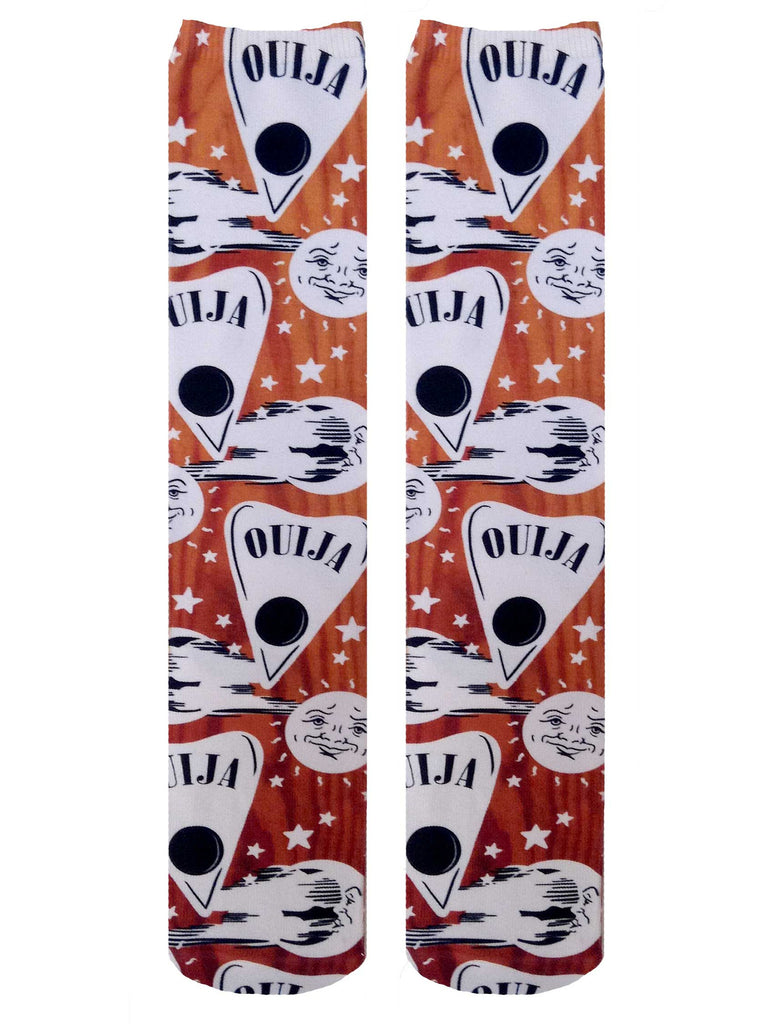 Ouija Knee High Socks