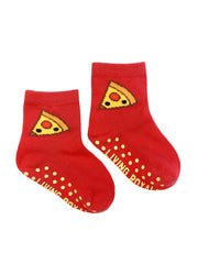 Pizza Me And Mini Socks