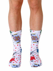 Poker Crew Socks