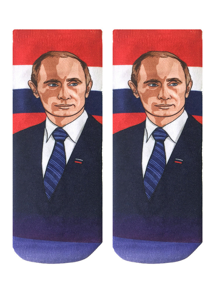 Putin Ankle Socks
