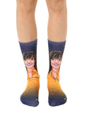 Palin Crew Socks