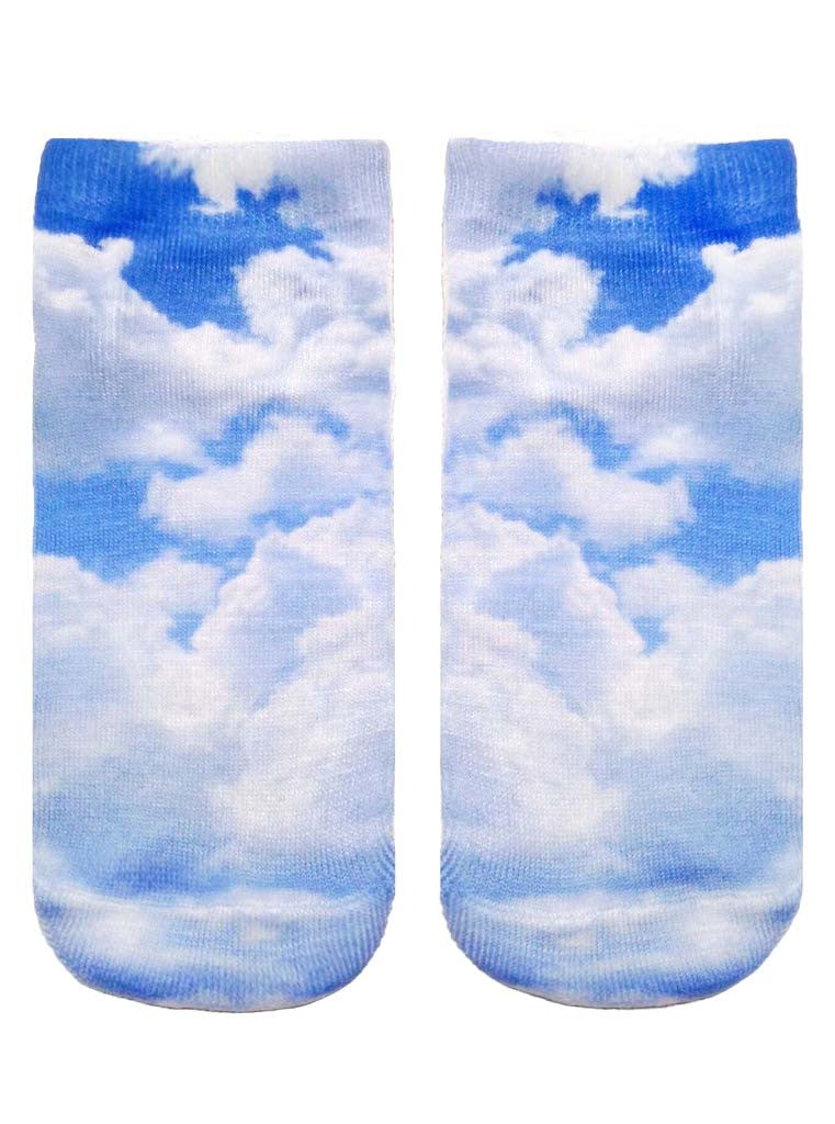 Sky Ankle Socks
