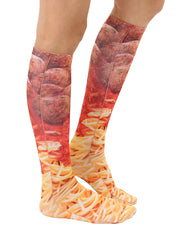Spaghetti Knee High Socks