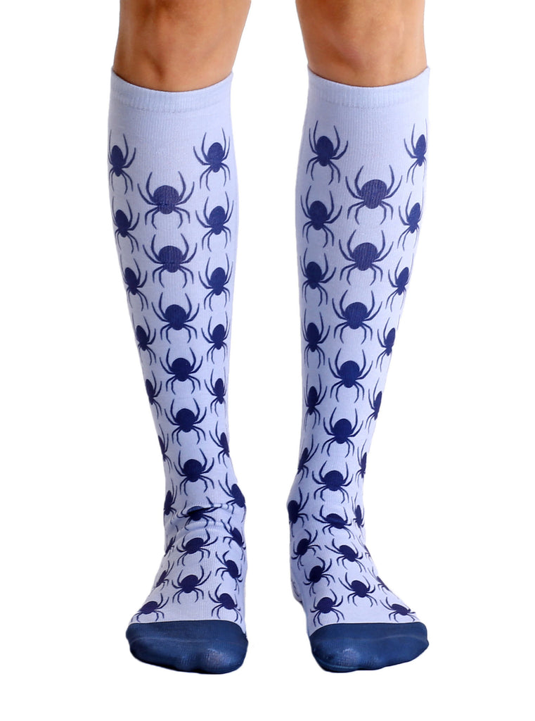 Spider Knee High Socks