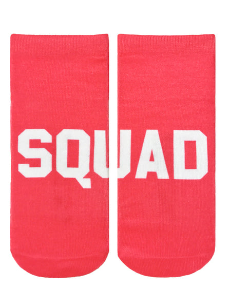 Squad Ankle Socks