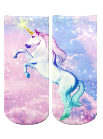 Unicorn Dreams Ankle Socks