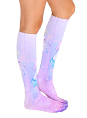 Unicorn Dreams Knee High Socks