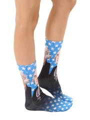 Washington Crew Socks