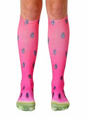 Watermelon Knee High Socks