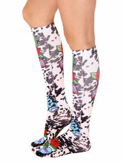 Wild Child Knee High Socks