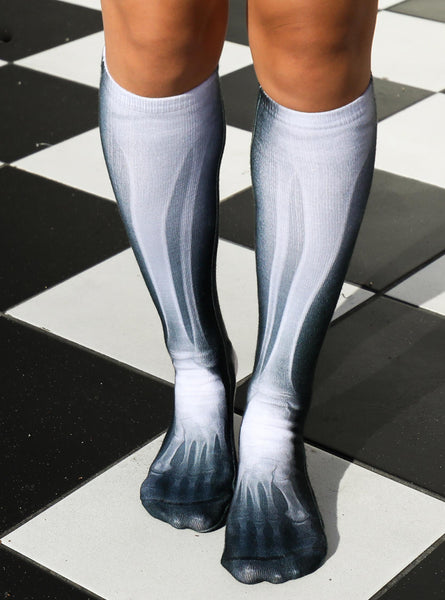 c56ae85c266 X Ray Knee High Socks – Living Royal