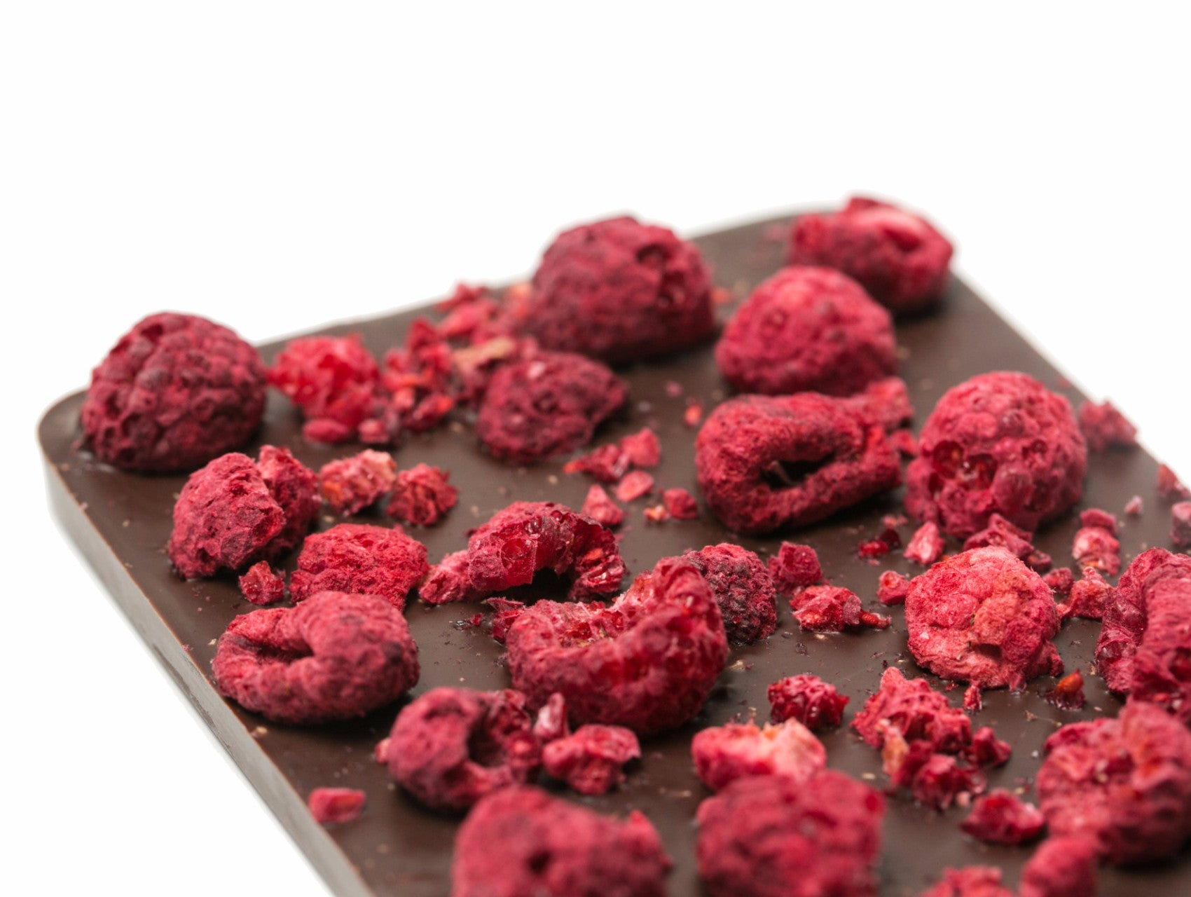 Raspberry Pop Rocks Chocolate Bar