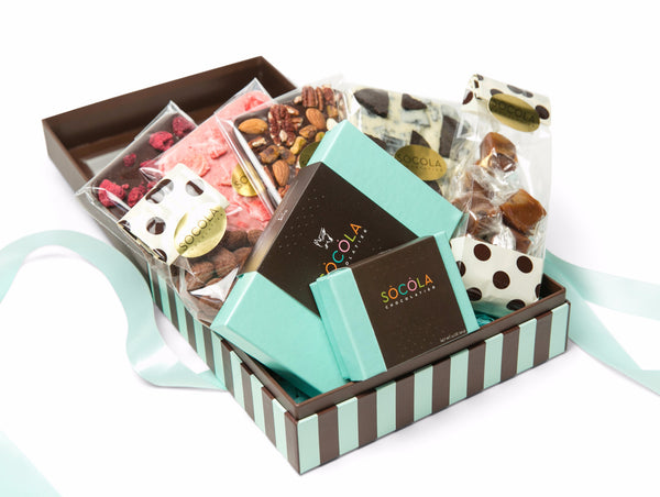 Chocolatier's Choice Gift Set - $98