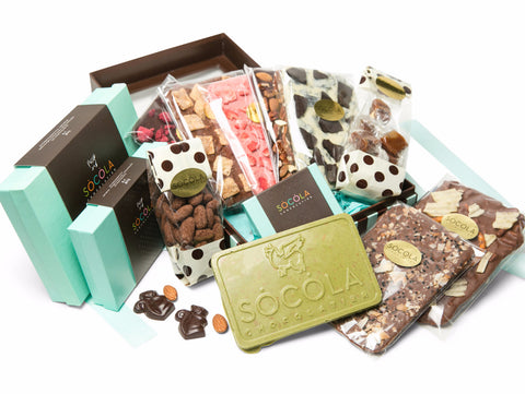 Socola Chocolate Lovers Ultimate Gift Set