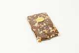 Toasted Coconut & Black Sesame Milk Chocolate Bar