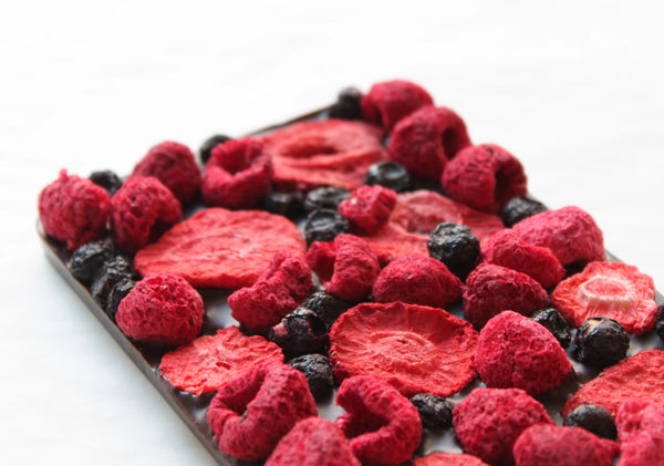 Berry Medley Chocolate Bar