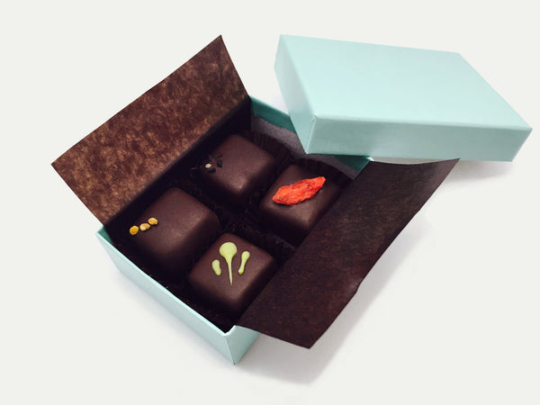 TCM Botanical Chocolates