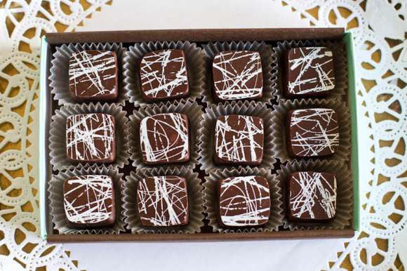 Stout Beer Truffles