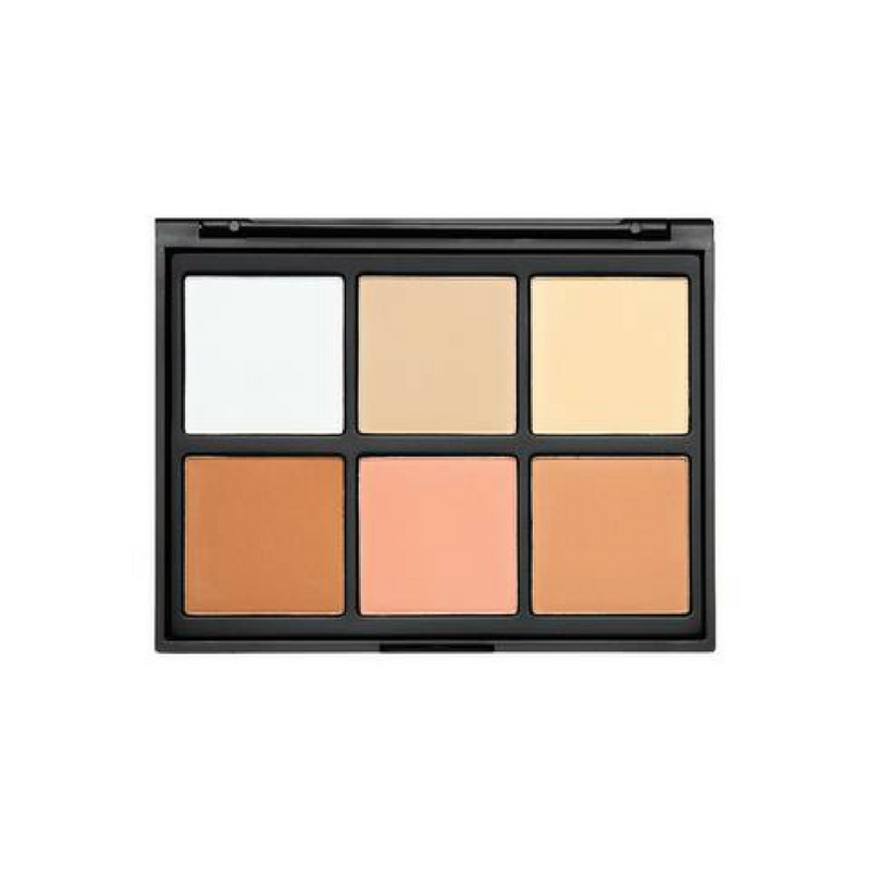 Morphe - 06PC Cool Pro Definition Palette