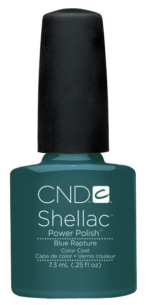 "CND Shellac Forbidden Collection ""Blue Rapture"""