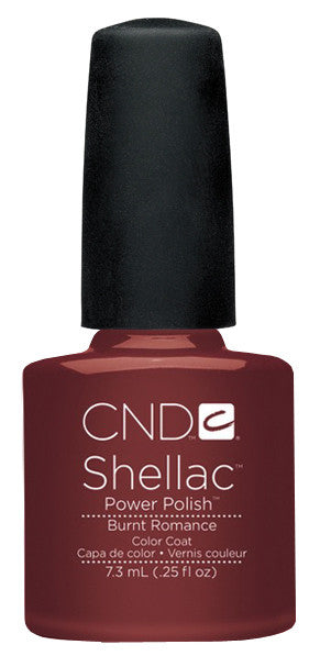 "CND Shellac Forbidden Collection ""Burnt Romance"""