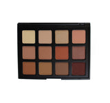 Morphe - 12NB Natural Beauty Palette