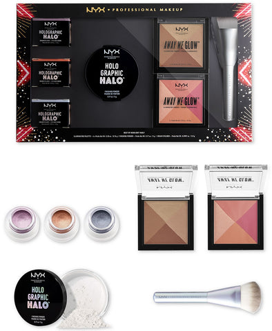 NYX - Love Lust Disco Best of Highlight Vault Set