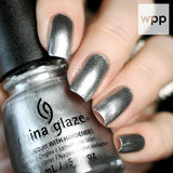 China Glaze 2014 Twinkle 'I'd Melt For You'