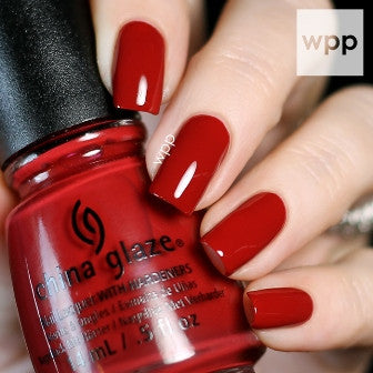 China Glaze 2014 Twinkle 'Tip Your Hat'